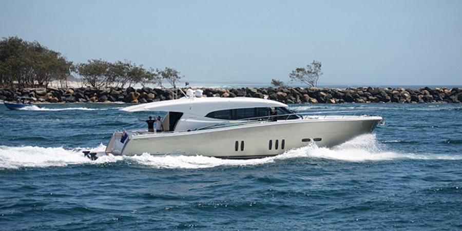 Usta Denizci, Maritimo S70'le 100 Saatte Tazmanya'yı Geçti
