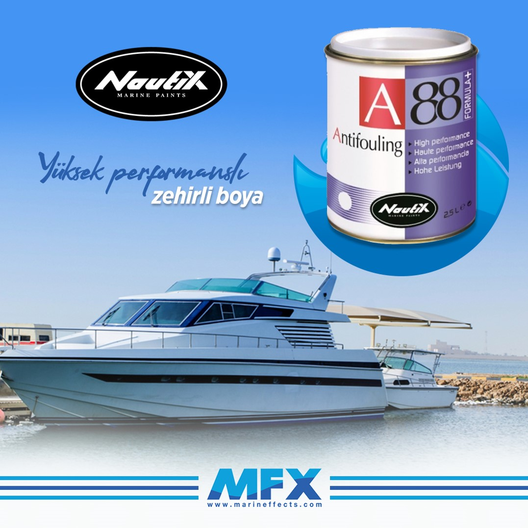Nautix A88 Zehirli Boya Nedir  ?