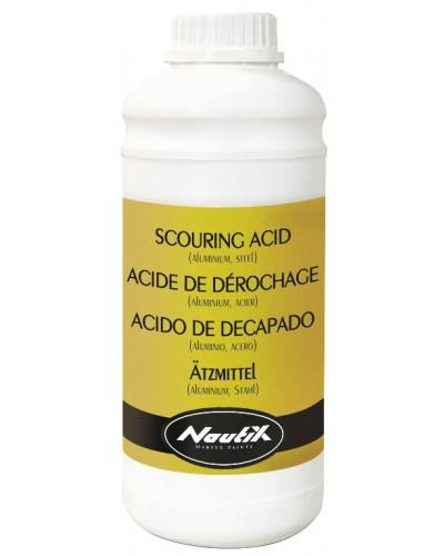 Scouring Acid : Metalller İçin Asit