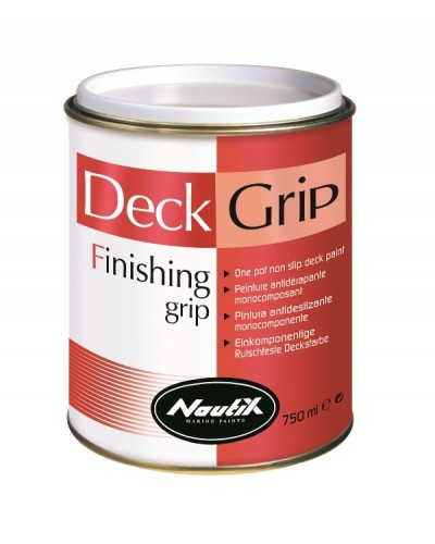 Deck Grip : Tek Komponentli Kaymaz Boya
