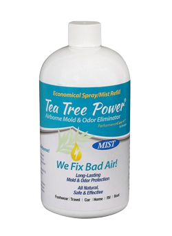 Tea Tree Power® 16oz Yedek Sprey