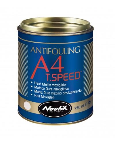 A4 T-Speed : Bakır Bazlı,Teflonlu,Kaydırıcı Özelliği Olan Zehirli Boya